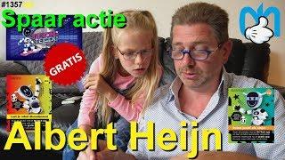 TECH is te GEK, actie bij ALBERT Heijn | Stickers plakken ♥ Bobbi-Lee ♥  #1357
