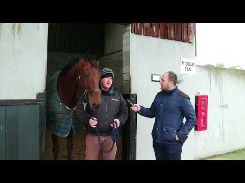 Gordon Elliot Stable Tour: Outlander