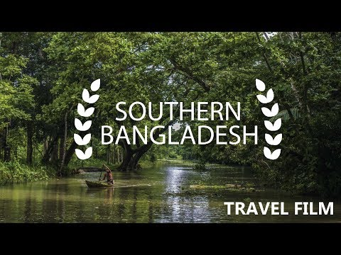 Backwater and Floating Guava Market of Bangladesh | Travel Film