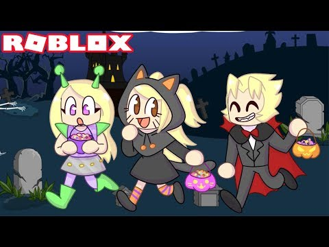Halloween in Royale High... (Roblox)