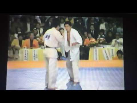 1981年11月14~15日 東京体育館 掌道鍼灸整骨院 http://www.medifeel-q.com.