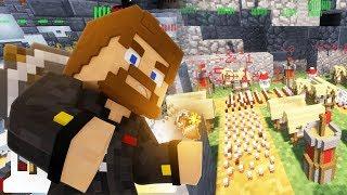 ПЕРВАЯ СТРАТЕГИЯ В МАЙНКРАФТЕ - СОЗДАЙ СВОЮ ИМПЕРИЮ - Minecraft TowerHour