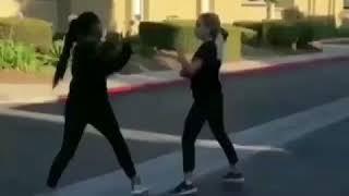 Brutal Girl Fight (KnockedOut)