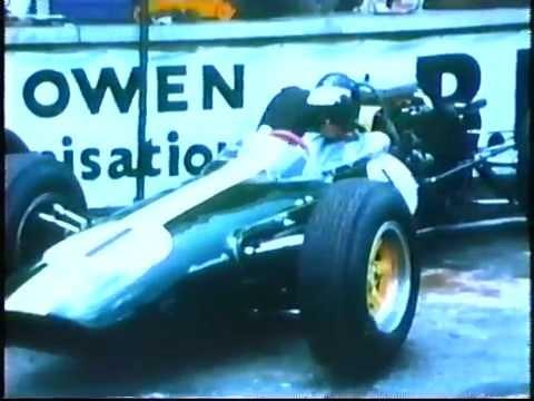 1965 Auto Racing Season in review, as presented in the US.