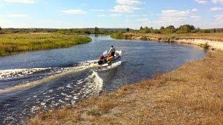 Река Щара (от д.Бытень до устья)