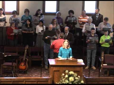 Bible Baptist Choir With Erica Howard - Settled At The Cross