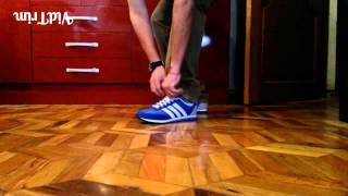 Álgebra Contabilidad aspecto  Adidas neo V Racer nylon / On Feet!!! - YouTube