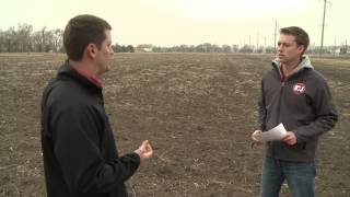 Inoculating Soybeans - Nathan Mueller - March 27, 2015