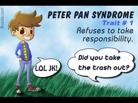 Pan syndrome narcissism peter Narcissism And