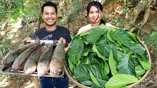 Awesome Cooking Sweet Soup Noni Leaves With Fish Recipe - Cook Noni - My Food My Lifestyle