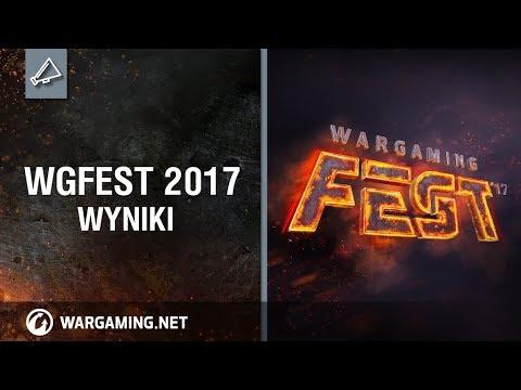 WG Fest 2017. Wyniki