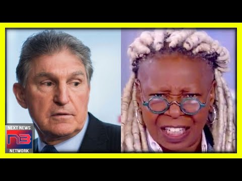 WATCH Whoopi Goldberg FREAK after Joe Manchin Takes a Shot at Kamala Harris