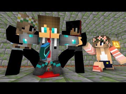 Diamond Man Life 32 - Minecraft Animations