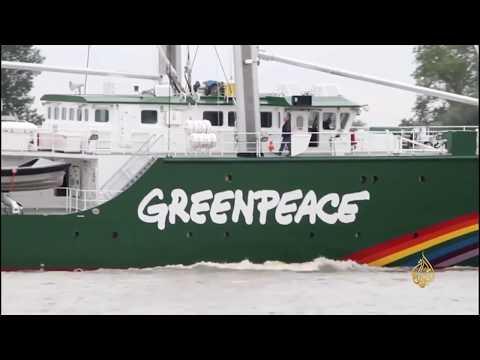 هذا الصباح- -السلام الأخضر- بمهمة جديدة لحماية البيئة  - 09:22-2018 / 3 / 12
