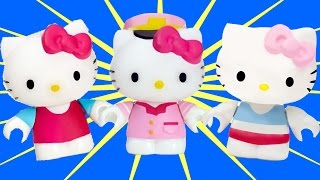 Mega Bloks Hello Kitty Building Sets Videos Collection Compilation