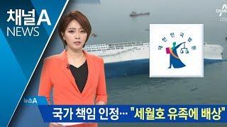 """4년 만에 국가 책임 인정…""""세월호 유족에 배상"""" thumbnail"""