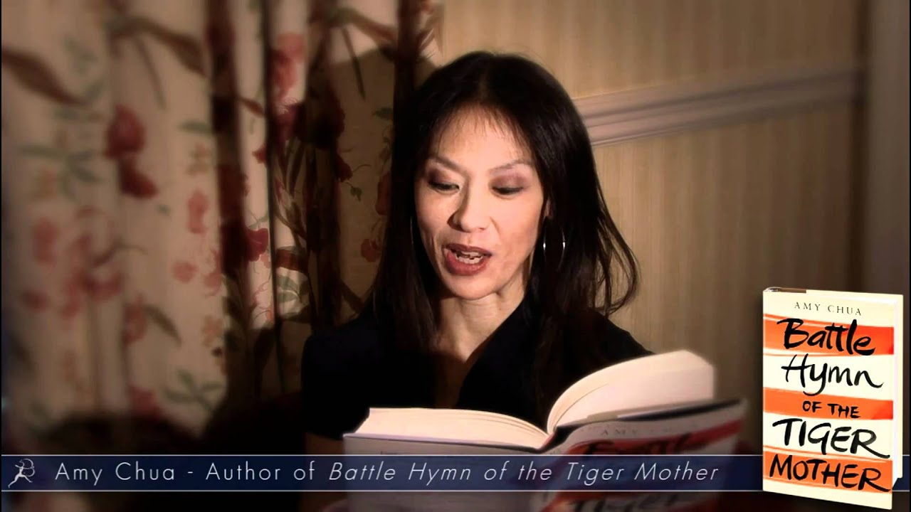 amy chua tiger mother essay