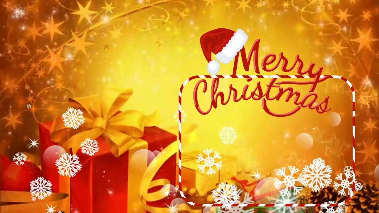 聖誕節快樂!Merry Christmas 聖誕節歌曲 聖誕歌 英文 Christmas Music 2020 高畫質 - YouTube