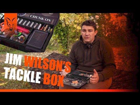 ***CARP FISHING TV*** Jim Wilson's Tackle Box