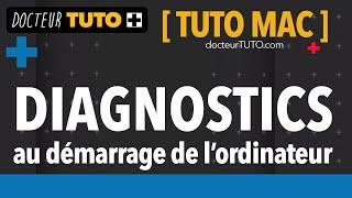 [TUTO MAC] - Mon MAC ne démarre plus ! Diagnostics // avec Docteur TUTO