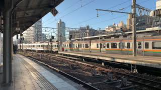 【臨時観光列車】快速モーニングトレイン一宮 313系8000番代 名古屋入線
