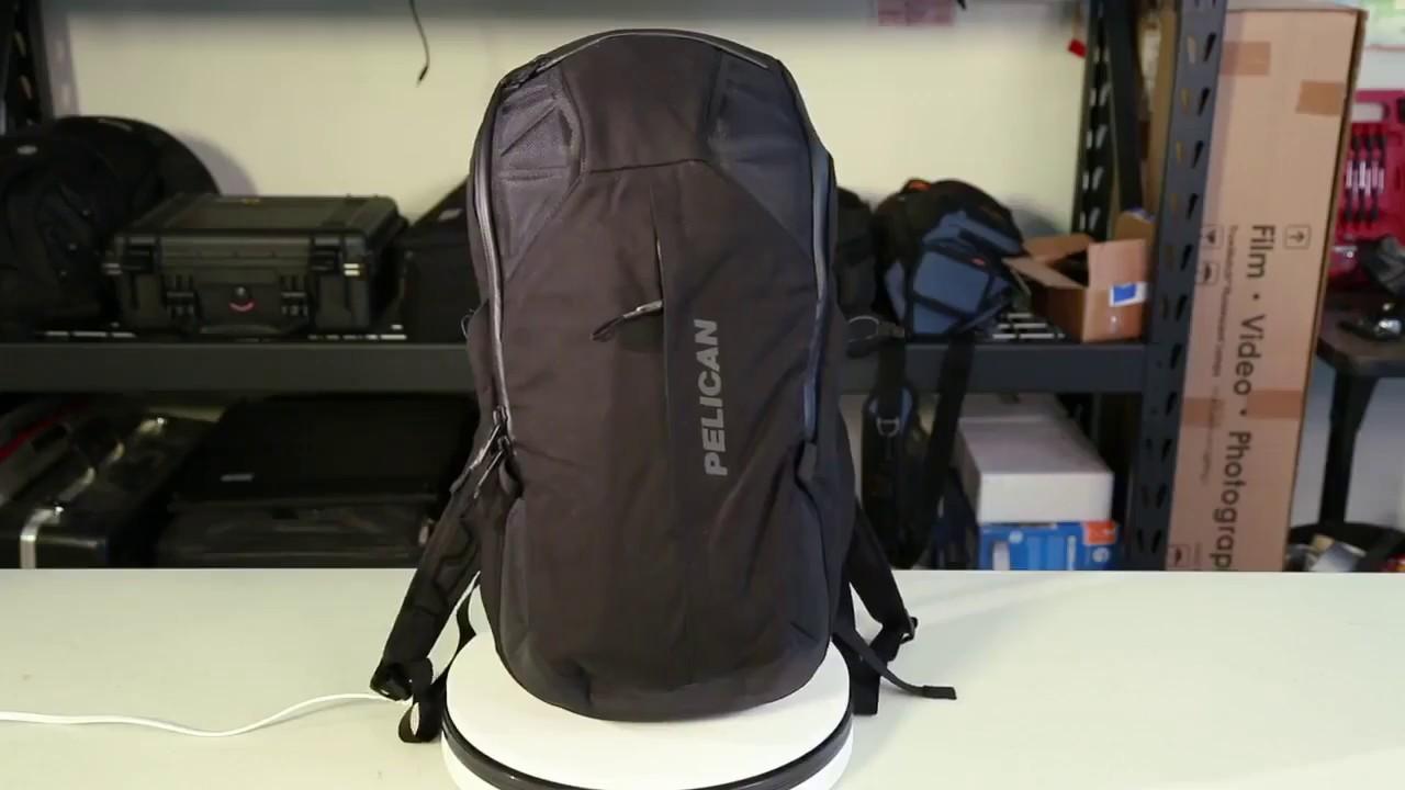 TechCrunch Reviews Pelican Backpacks - YouTube 337fa87bc4214