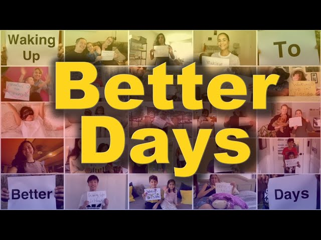 """OneRepublic - """"Better Days"""" Special Global Cover"""