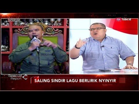 Ahmad Dhani dan Razman Arif Saling Serang Soal Sindiran Lewat Lagu - Special Report 03/12
