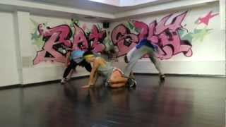 Pitbull - Boom, shake, drop; choreo by Stas Tsoy