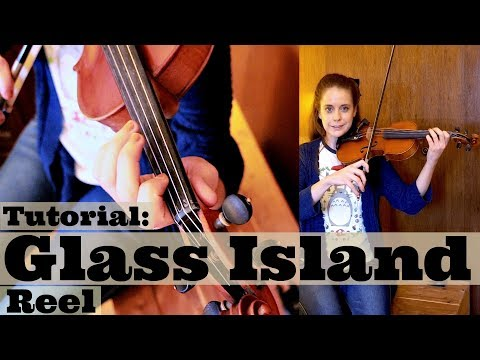 Glass Island Reel - Fiddle Tutorial (an Ethan Hazzard-Watkins tune) | Katy Adelson thumbnail