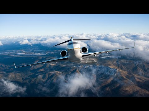 Global 6500 - Performant en toutes conditions