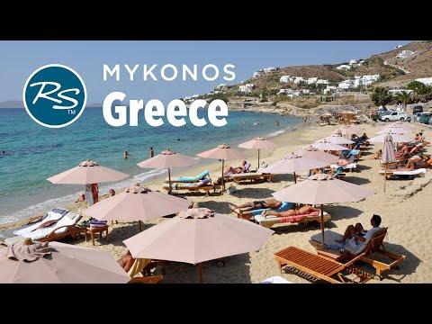 Mykonos, Greece: World-Famous Beaches - Rick Steves' Europe Travel Guide - Travel Bite