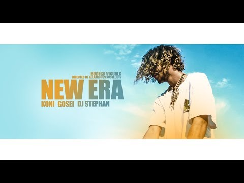 LIL KONI X DJ STEPHAN X GOSEI - NEW ERA - Official Video Clip