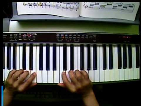 Get Piano Lesson 6 (Part One) Left Hand Finger Patterns