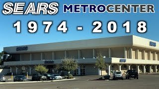 SEARS @ METROCENTER CLOSING AFTER 44 YEARS IN BUSINESS | MALL FANTASY