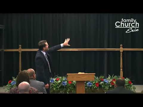Praying in the Holy Ghost   Pastor Tim Stahlman // Family Church Erie