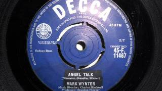 Mark Wynter - Angel talk