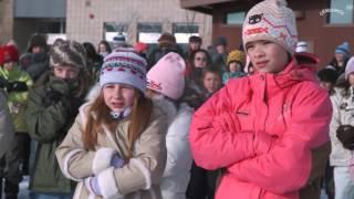 Снеговики (трейлер телеканала Семейное HD)