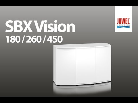 JUWEL Aquarium - Tutorial SBX Vision 180/260/450