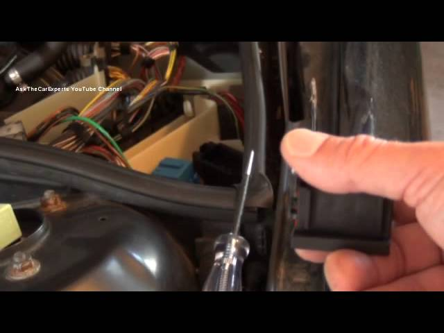 bmw e-box, 3 series e46 engine computer, engine fuse locations, engine main  relay wiper relay - youtube  youtube