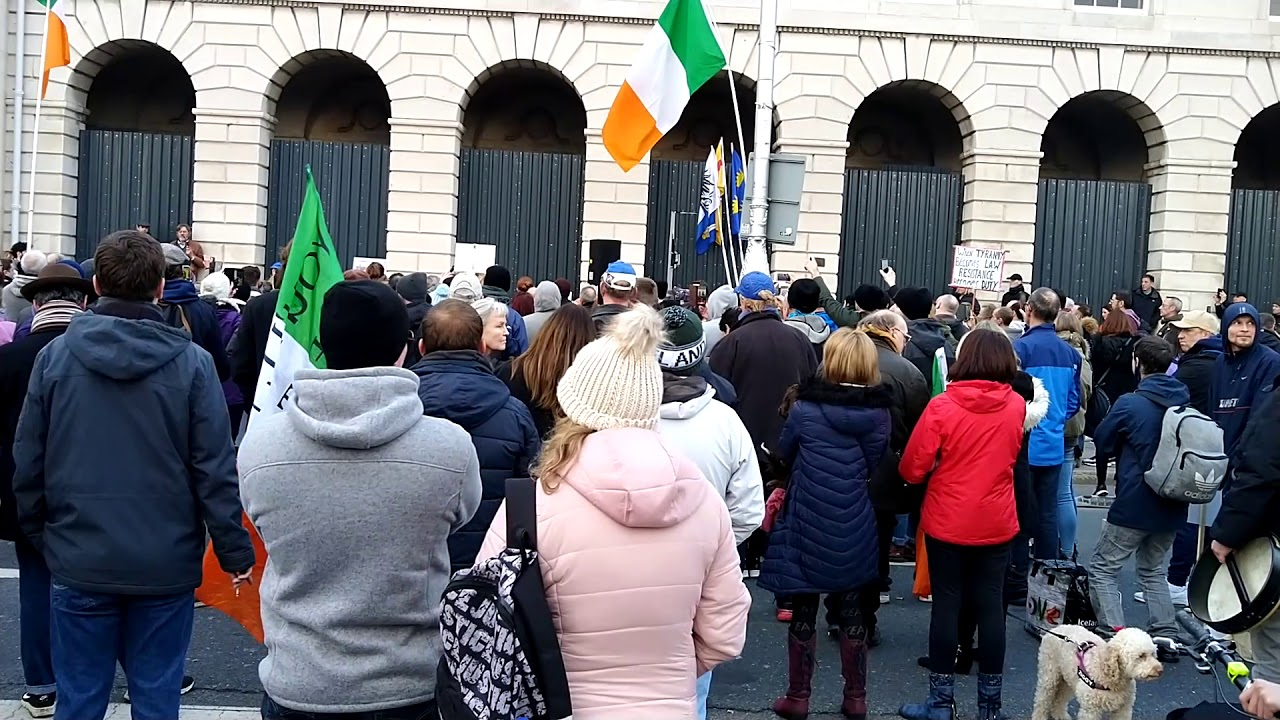 #DoloresCahill full speech in Dublin 28th November 2020