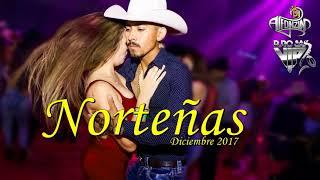"""Norteñas Mix 2017 Diciembre """"Lo más nuevo Bailando Norteñas"""" DjAlfonzin 2017 Video"""