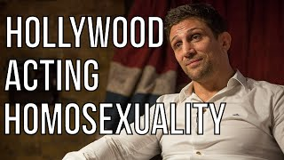 HOLLYWOOD & HOMOSEXUALITY - Alex Reid on London Real