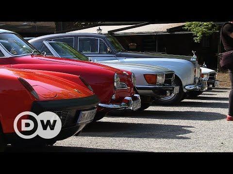 Vintage car excursion | DW English