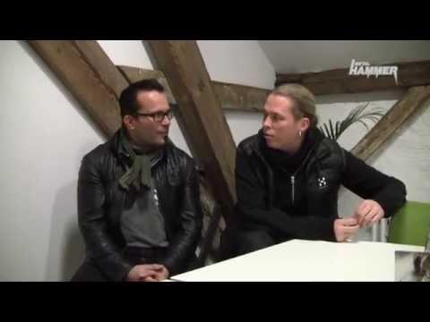 Apocalyptica 2014 Interview METAL HAMMER