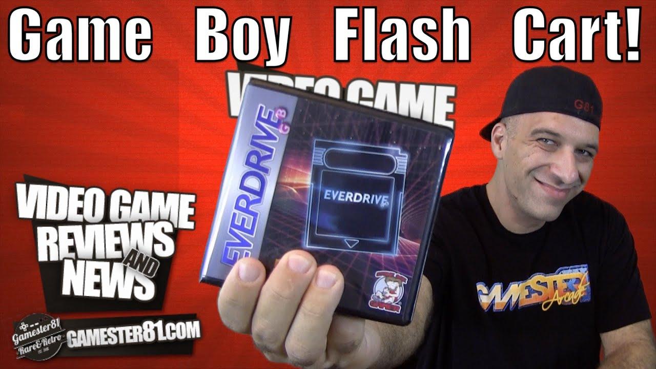 Game boy color everdrive - Game Boy Color Everdrive 32