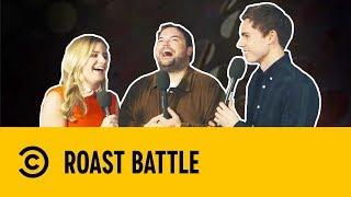 Rhys James & Lloyd Griffith with Harriet Kemsley | Post Roast | Roast Battle