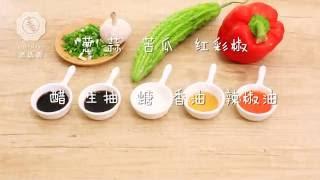凉拌苦瓜 Bitter Melon Salad 迷迭香 Chinese Food Recipes
