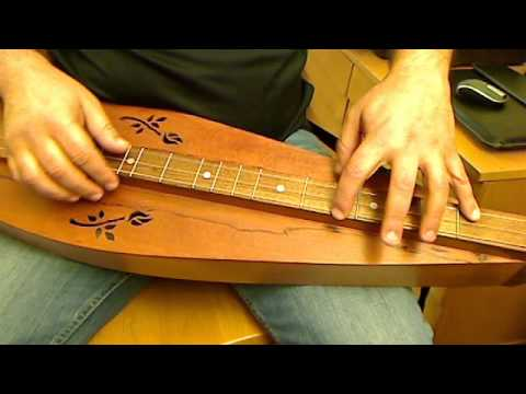 In the Sweet By and By/Battle Cry of Freedom baritone dulcimer medley