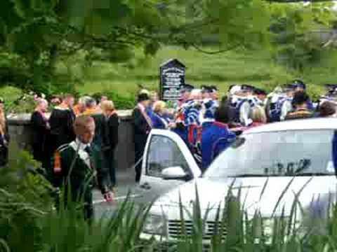 Brookeborough Flute Band @ Donegal Twelfth 2008